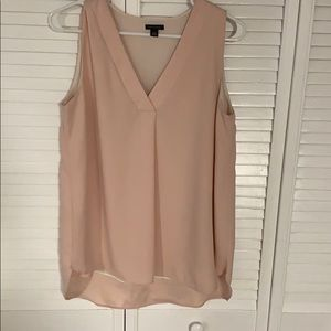 Ann Taylor Pale Pink Top